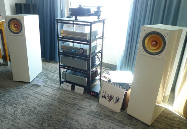 AXPONA Stereophile Room Review