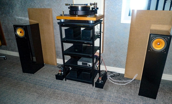 Capital Audio Fest Stereophile Room Review