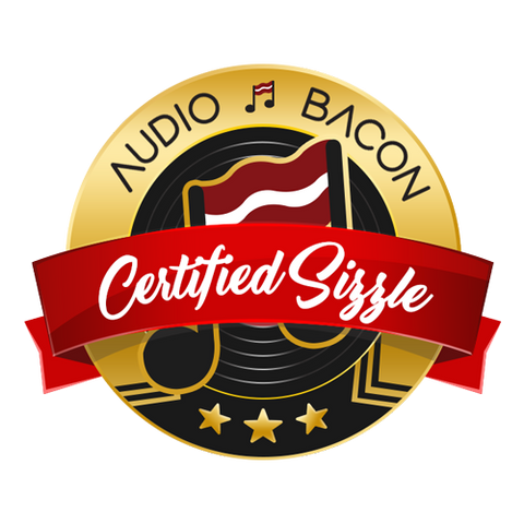audio bacon certified sizzle
