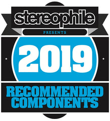 2019 Stereophile Recommended Component