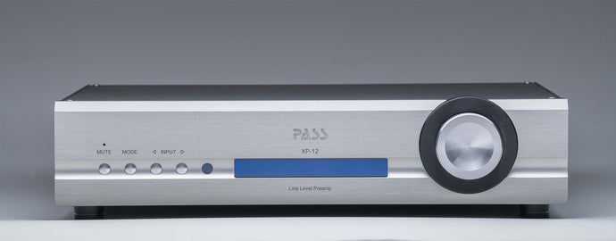 Pass Labs XP-12 Line Level Preamp (Demo)