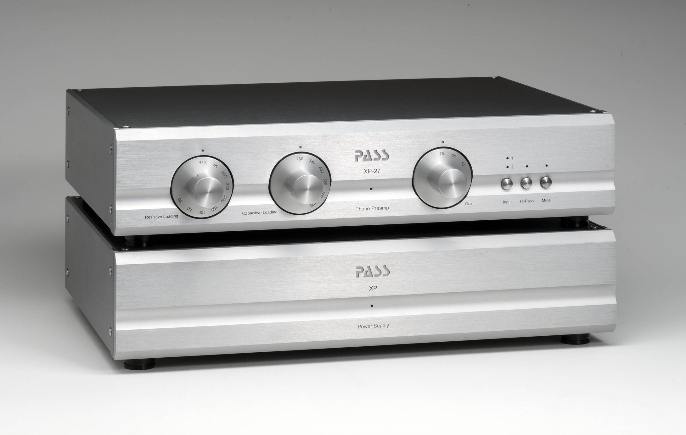 Pass Labs XP-27 Phono Preamp