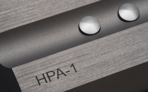 Pass Labs HPA-1 Headphone Amplifier