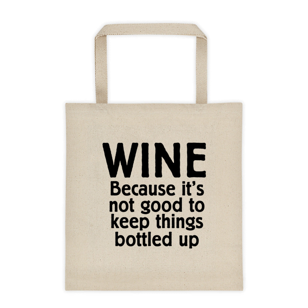 Bottled Up Tote bag
