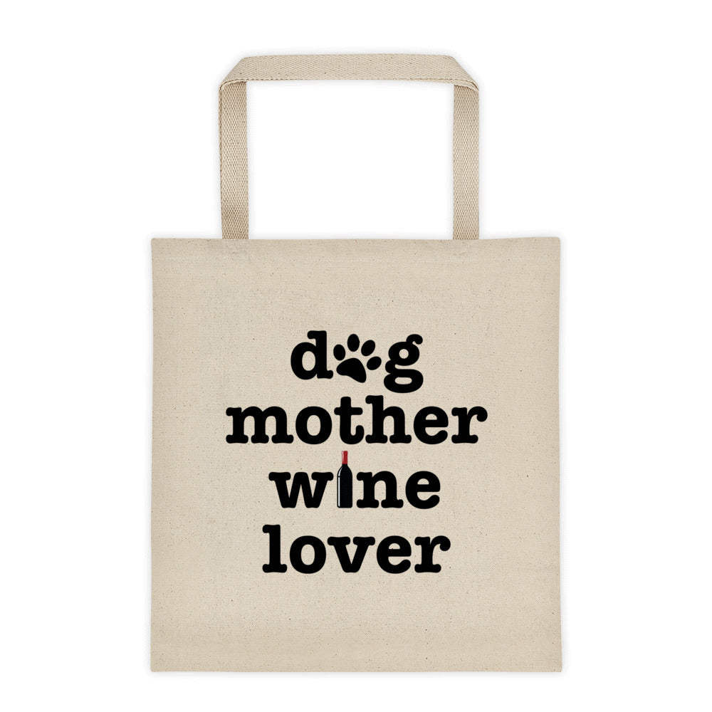 Dog Mother Tote bag