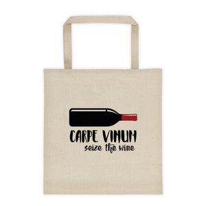 Carpe Vinum Tote bag