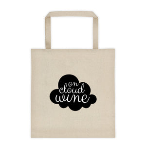 On Cloud Wine Tote bag