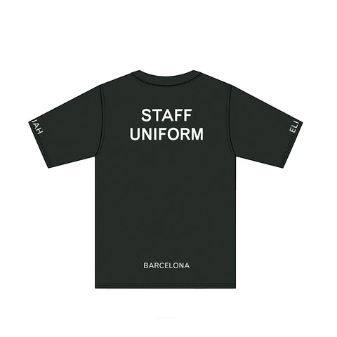 ELIJAH UNIFORM STAFF T-SHIRT