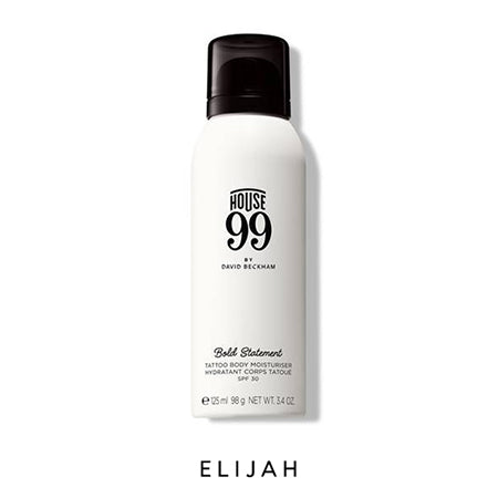 Bold Statement 125ml - ELIJAH Tattoo & Barbershop