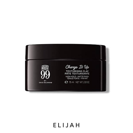 Change It Up - Texturising Clay 75ml - ELIJAH Tattoo & Barbershop