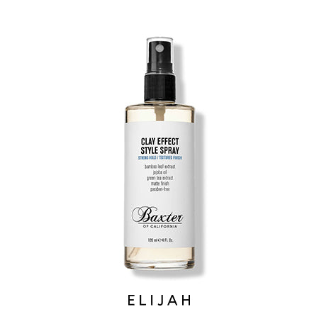 Clay Effect Style Spray 120ml - ELIJAH Tattoo & Barbershop
