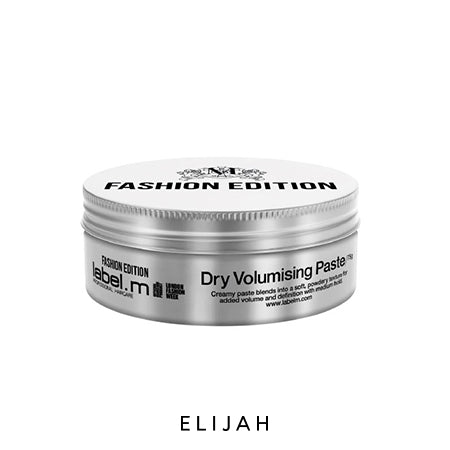 Dry Volumising Paste 75g - ELIJAH Tattoo & Barbershop