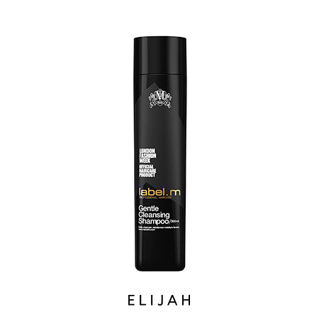 Gentle Cleanising Shampoo 300ml - ELIJAH Tattoo & Barbershop