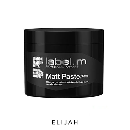 Matt Paste 120ml - ELIJAH Tattoo & Barbershop