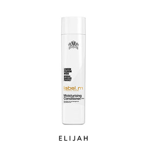 Moisturising Conditioner 300ml - ELIJAH Tattoo & Barbershop