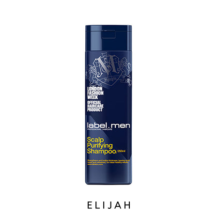Label.men Scalp Purifying Shampoo 250ml - ELIJAH Tattoo & Barbershop