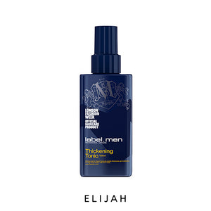 Label.men Thickening Tonic 100ml - ELIJAH Tattoo & Barbershop
