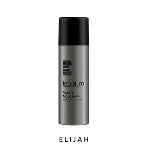 Volume Mousse 200ml - ELIJAH Tattoo & Barbershop
