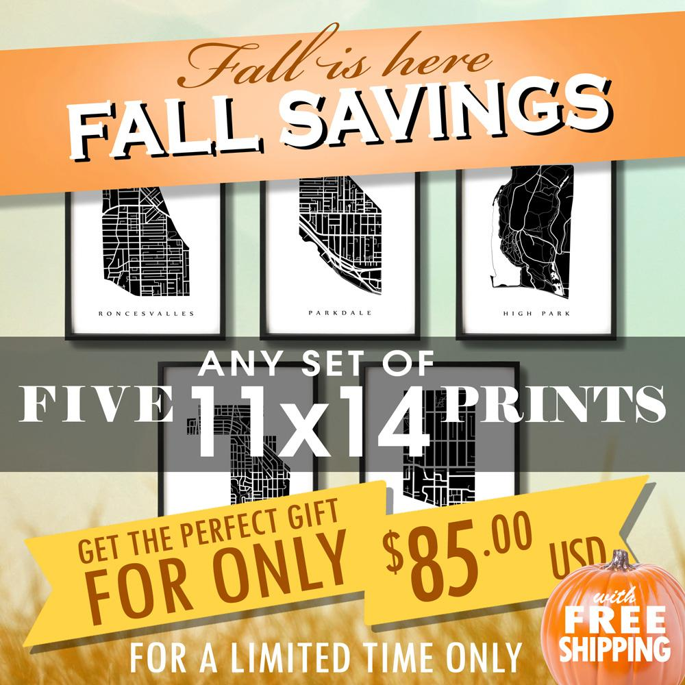 Fall Sale - Five 11