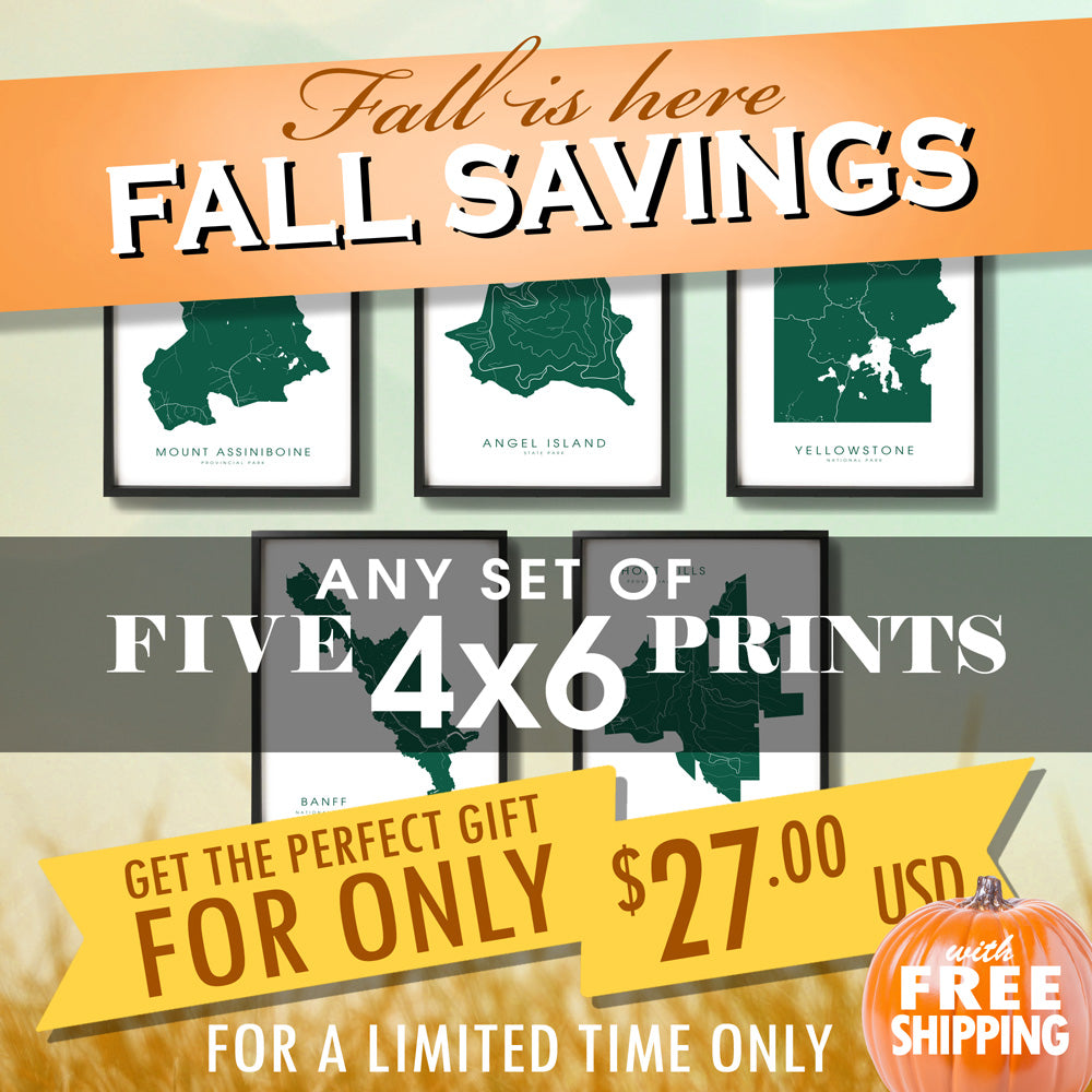Fall Sale - Five 4