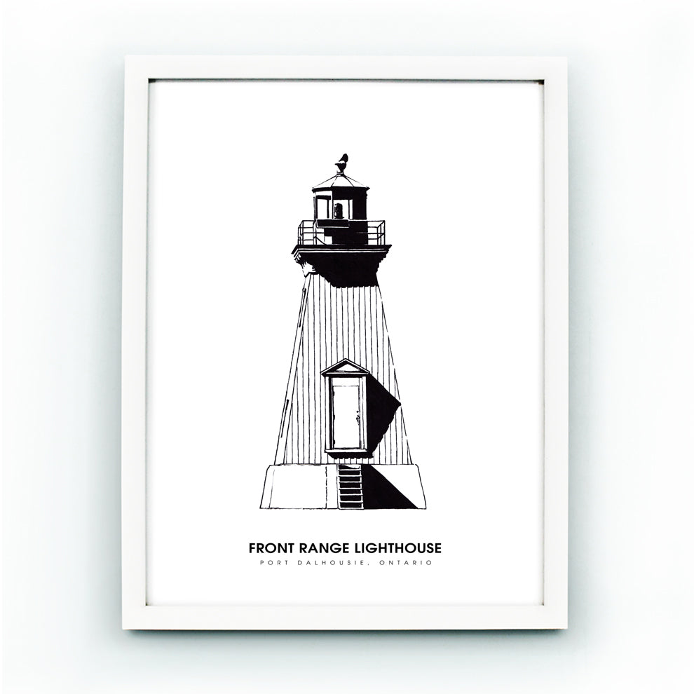 Front Range Lighthouse, St. Catharines