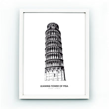 Load image into Gallery viewer, Leaning Tower of Pisa, Italy
