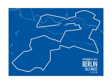 Load image into Gallery viewer, Berlin Marathon 2016