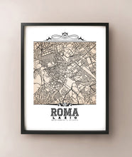 Load image into Gallery viewer, Roma Vintage Sepia