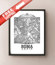 Load image into Gallery viewer, Roma Vintage B&W