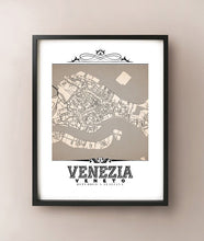 Load image into Gallery viewer, Venezia Vintage Sepia