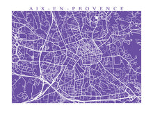 Load image into Gallery viewer, Aix En Provence map