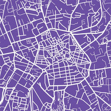 Load image into Gallery viewer, Aix En Provence map detail