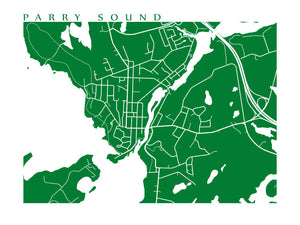 Parry Sound, ON