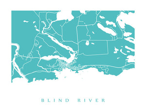 Blind River, ON