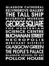 Load image into Gallery viewer, Glasgow Bus Roll