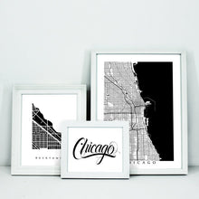 Load image into Gallery viewer, Chicago Calligraphy