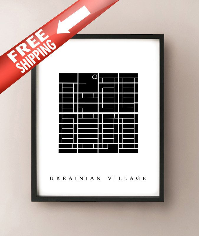 Ukrainian Village, Chicago