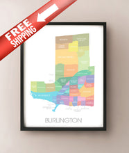 Load image into Gallery viewer, Burlington Neighbourhoods