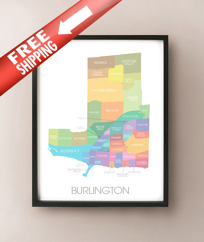 Burlington Neighbourhoods