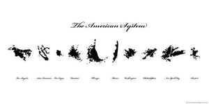 United States Silhouette