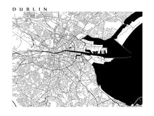 Load image into Gallery viewer, Dublin B&W