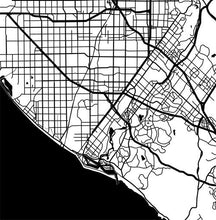 Load image into Gallery viewer, Orange County B&W