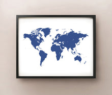 Load image into Gallery viewer, World Map