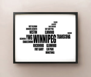 Winnipeg Typography