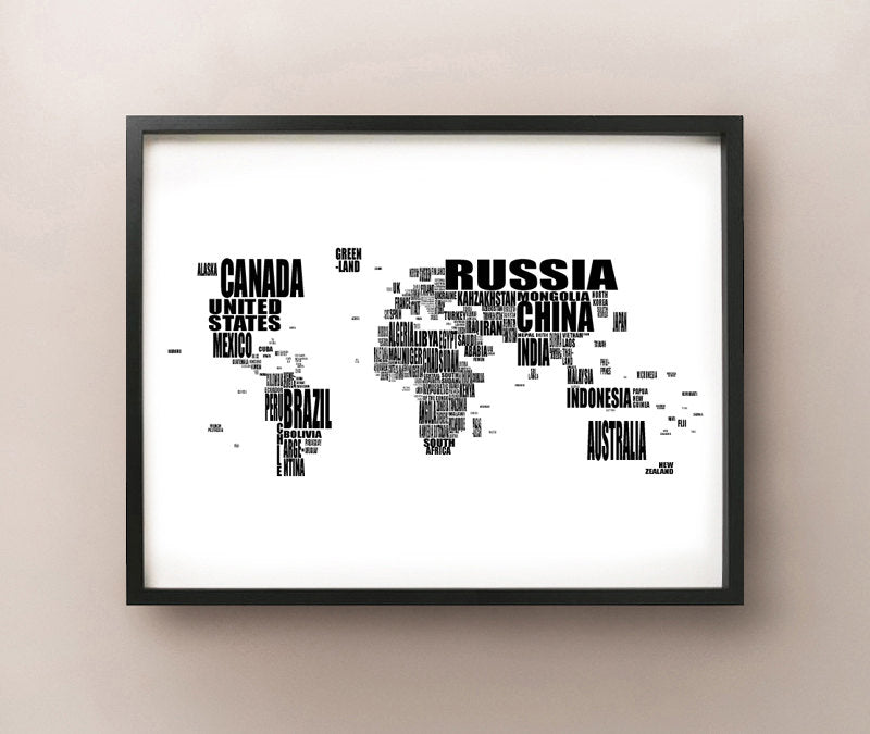 World Typography