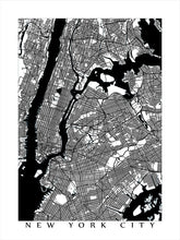 Load image into Gallery viewer, New York City B&W