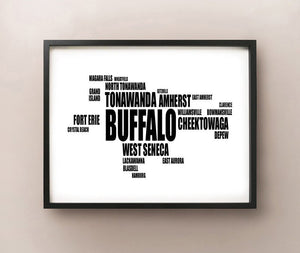 Buffalo Typography