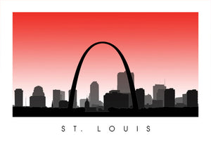 St. Louis Skyline