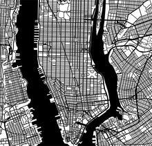 Load image into Gallery viewer, Manhattan B&W