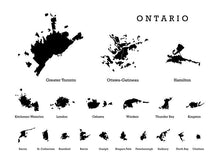 Load image into Gallery viewer, Ontario Silhouette